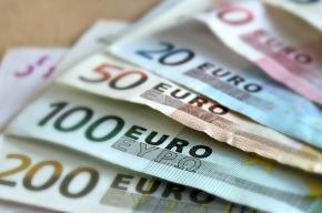 Евро усилил падение на Московской бирже
