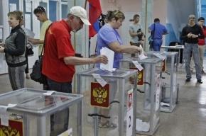 Данные копий итоговых протоколов в Адмиралтейском районе расходятся с ГАС «Выборы»
