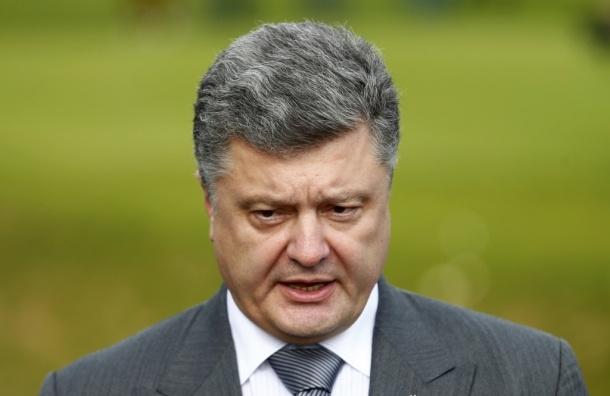 Петр Порошенко объяснил невыполнение Украиной Минских соглашений