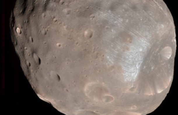 «Звезда смерти» появилась рядом с Марсом