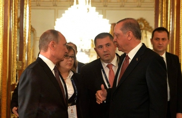 Путин: турецкие товары возвращаются на российский рынок
