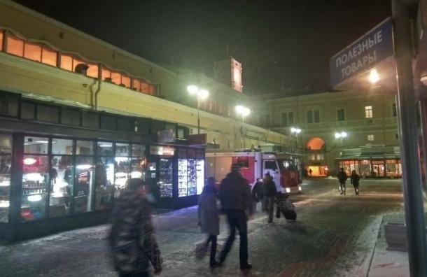 Эвакуирован Московский вокзал