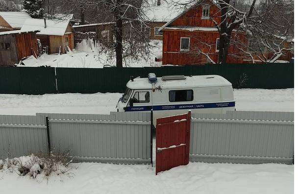 Подросток из Псковской области обстрелял машину полицейских и погиб