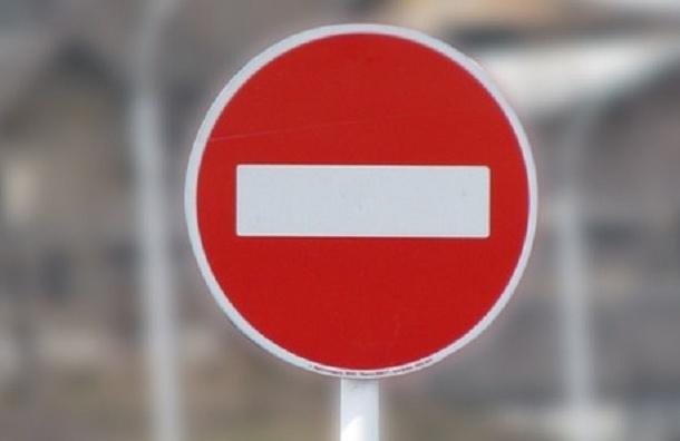 Движение по Невскому проспекту ограничат со вторника