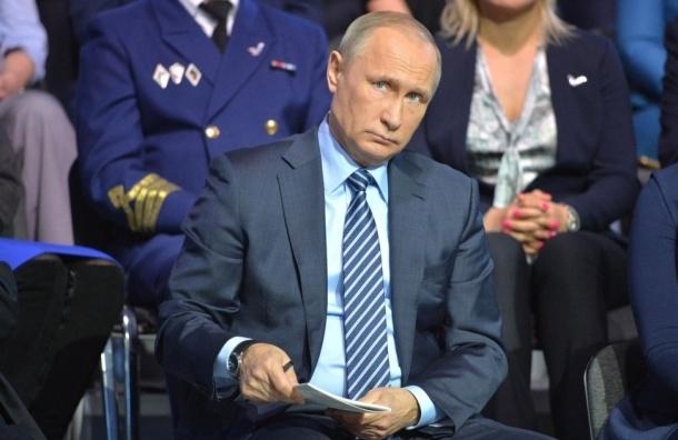 Путин признал, что ответ на санкции ЕС повлиял на рост цен