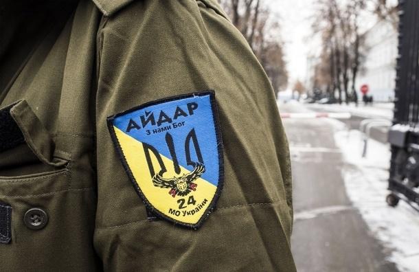 Жителя России подозревают вбоях настороне «Айдара»— СКРФ