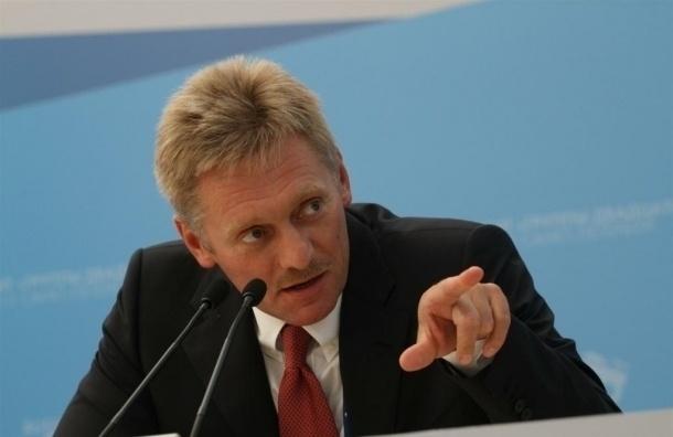 Песков прокомментировал сообщения об атаке хакеров из США на системы Кремля