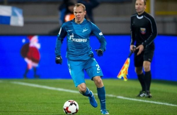 Болельщики «Зенита» признали Анюкова лучшим игроком октября