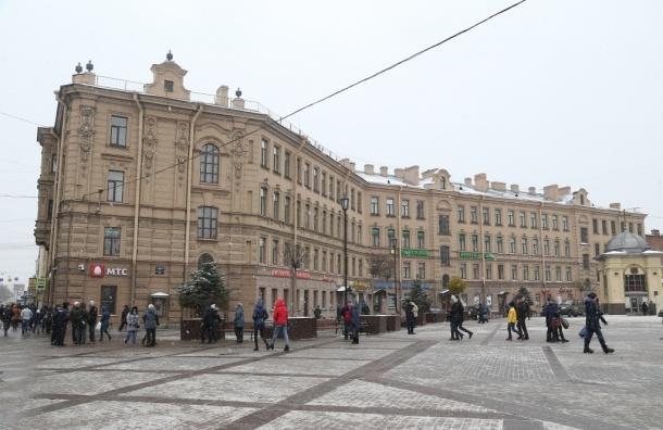 Сенная площадь станет «открытым общественным пространством»