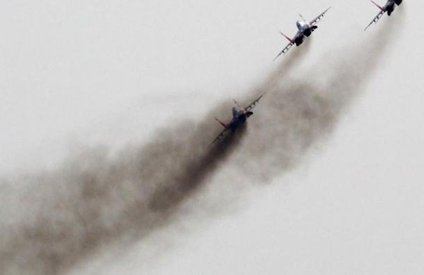 СМИ: истребитель с «Адмирала Кузнецова» разбился у берегов Сирии