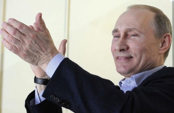 Путин поздравил Трампа с победой на выборах