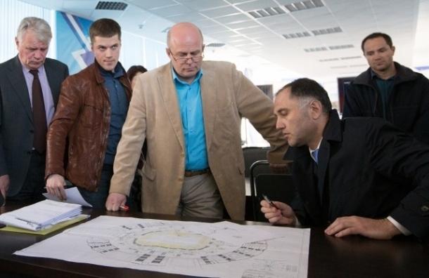 Меру пресечения для Оганесяна суд Петербурга изберет сегодня