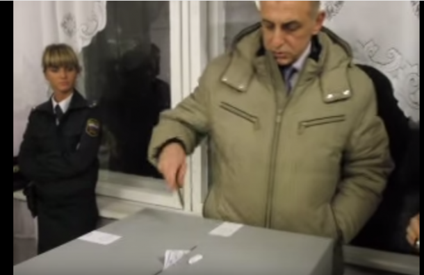 Спустя месяц вице-спикер Расческа пришел в парламент