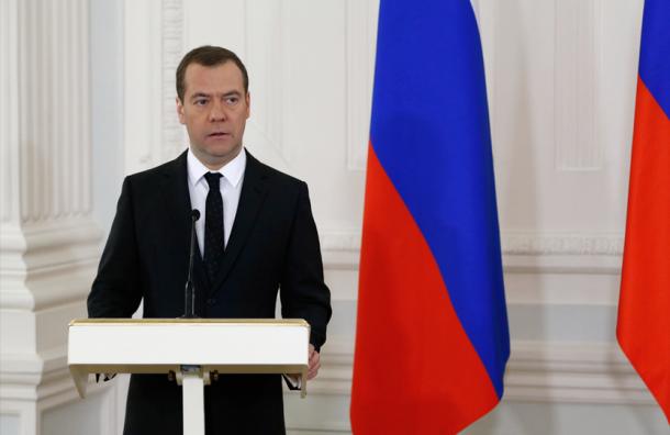 Медведев поручил при наращивании сельхозэкспорта незабывать кормить страну