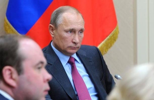 Ужесточение наказания за живодерство поддержал Владимир Путин