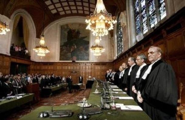 Россия вышла из соглашения по Международному уголовному суду