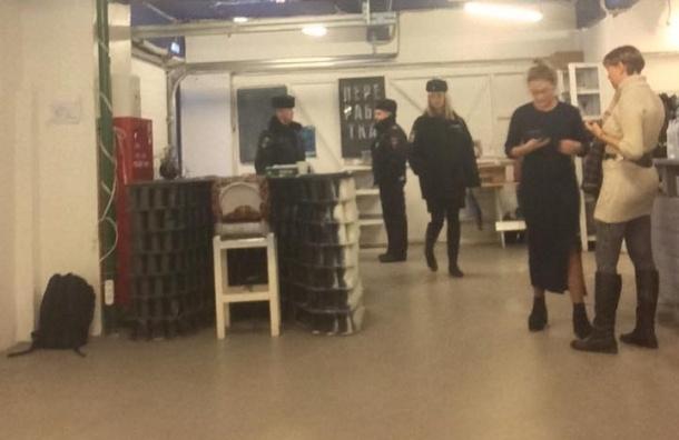 Полиция прервала семинар «Школы журналистских исследований» в Москве