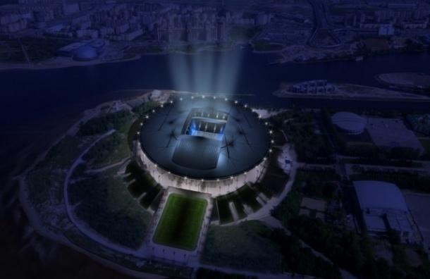 Настроящемся стадионе «Зенит Арена» превышены нормы аммиака иформальдегида