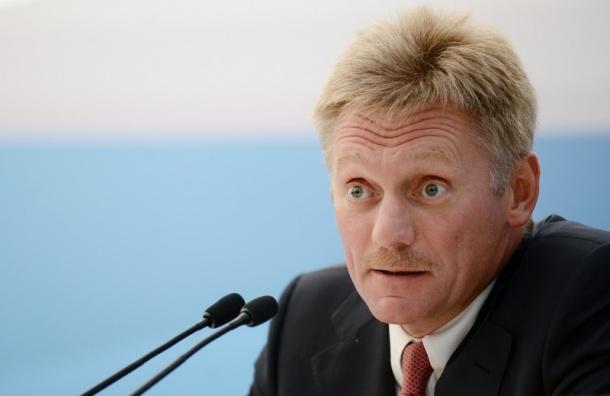 Кремль отказался вмешиваться в проблемы стадиона на Крестовском
