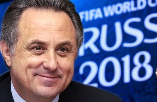 Мутко о стадионе на Крестовском: «Ай эм гарантиид»