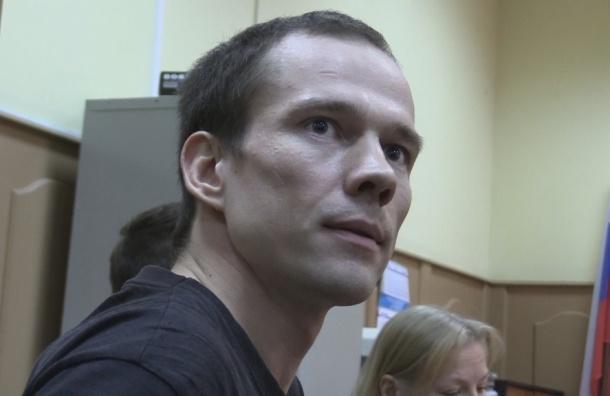 Экспертиза ФСИН не нашла у активиста Дадина травм