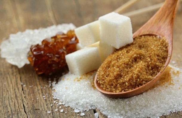Минздрав потребление сахара снизилось на 10% за 10 лет