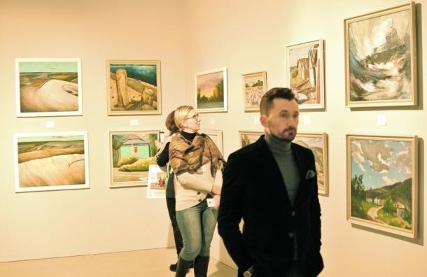 «Мир глазами художников» в «Манеже»