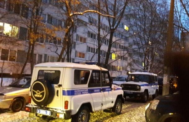 Жильцов дома на улице Ольги Форш эвакуировали из-за звонка о бомбе