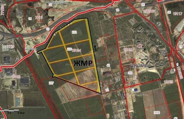 Через год «Лидер групп» обещает закончить реконструкцию выезда из Шушар