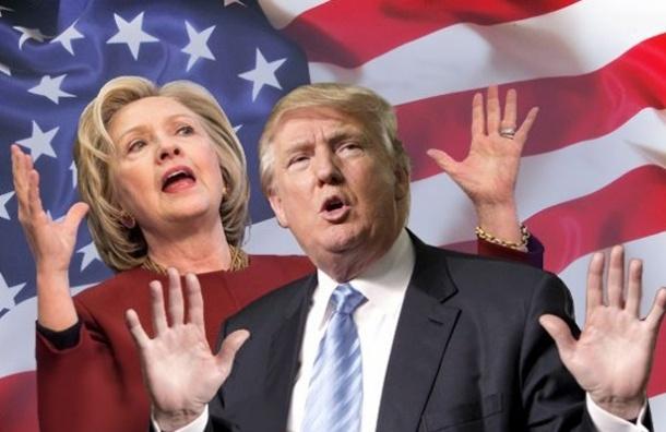 «Хрен» Трамп не слаще «редьки» Клинтон