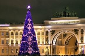 Празднование Нового года в Петербурге пройдет на трех площадках