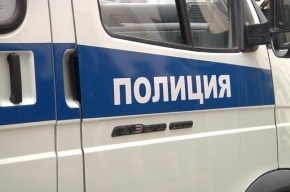 Мужчины с  муляжами автомата и винтовки катались по ночному Петербургу