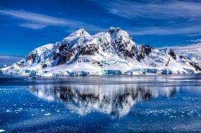 Рукотворные пирамиды нашли в Антарктиде