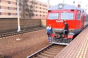 Двое зацеперов пытались вернуться в Петербург на поезде Москва - Хельсинки