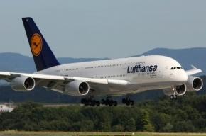 Рейсы Lufthansa из Пулково отменят из-за забастовки летчиков