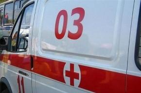 Женщина сбежала из больницы и упала с крыши