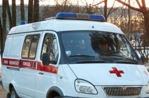 Выписанный из петербургской больницы мужчина умер у входа в лечебное учреждение