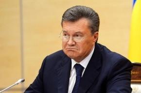 Янукович: плохо, что Крым отделился от Украины