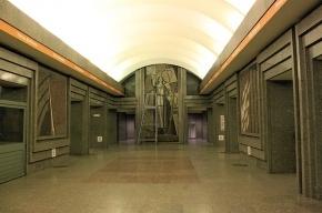 «Улица Дыбенко» закрыта