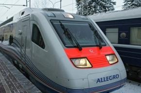 «Аллерго» прибудет в Петербург с двухчасовым опозданием