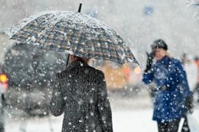 Петербург ждет новая снежная атака