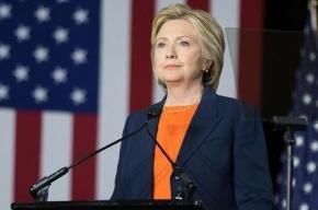 Сторонники Клинтон оплакивают проигрыш кандидата