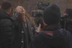 Джигурде  разбили нос и оттаскали за волосы в потасовке с адвокатом Анисиной