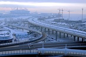 Центральный участок ЗСД обещают открыть 2 декабря