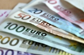 Официальный курс евро вырос до 68,05 рубля