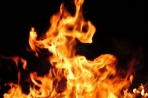 Постельное белье горело в квартире на улице Вавиловых
