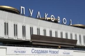 Восемь рейсов в Петербург отменили из-за сильной метели