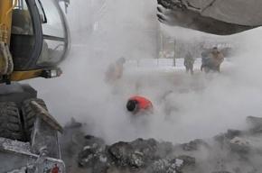 Десятки домов Васильевского острова перевели на пониженное отопление