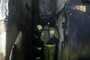 Девушка погибла в квартирном пожаре на проспекте Маршала Жукова