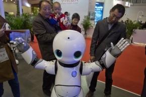 Первое в истории нападение робота на человека произошло в Китае